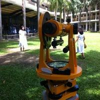 Photo taken at Ateneo de Davao University by Justin M. on 2/23/2012