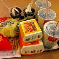 Photo taken at McDonald's & McCafé by Oscar Y. on 8/14/2012