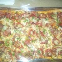 Photo taken at Pirrone's Pizzeria by Persona Non Grata on 4/18/2012