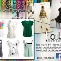 Photo taken at boel boutique by Marcel P. on 7/27/2012