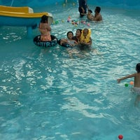 Photo taken at Waterboom, Palembang, Indonesia by ! ! ! Afriansyah agam ! ! ! ! on 5/7/2012