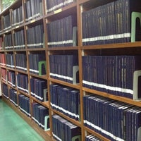 Photo taken at The St. Gabriel's Library by Roselle_JEab on 6/26/2012