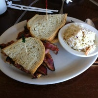 Photo taken at Zaidy's Deli by Tim H. on 6/18/2012