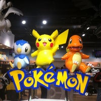 Photo taken at Pokémon Center TOKYO by akariko on 2/12/2012