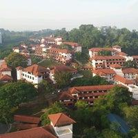 Photo taken at Graduate Hall 1 by Rahmat K. on 3/23/2012