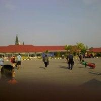 Photo taken at H.A.S. Hanandjoeddin Airport (TJQ) by M REZA on 9/7/2012