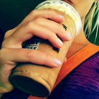 Photo taken at BIGGBY COFFEE by Taylor P. on 8/22/2012