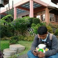 Photo taken at Villa Pelangi by Destha A. on 4/8/2012