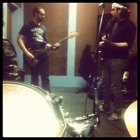 Photo taken at Surreal sound studios by Max P. on 3/2/2012
