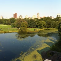 Photo taken at Great Lawn - Central Park by Shaun S. on 9/13/2012