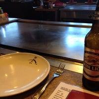 Photo taken at Way Sushi & Teppanyaki by Kathleen S. on 7/6/2012
