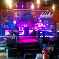 Photo taken at Bethany Blues BBQ by Dustin O. on 5/4/2012