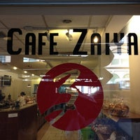 Photo taken at Cafe Zaiya by leon s. on 7/6/2012