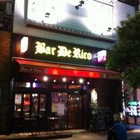 Photo taken at バル・デ・リコ サンシャイン通り店 by Munetoshi T. on 9/2/2012