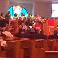Photo taken at First Baptist Church Of Vienna by Michael C. on 6/24/2012