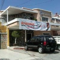 Photo taken at Movimiento Ciudadano by Yomero Y. on 4/29/2012