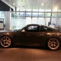 Photo taken at Porsche Italia by Ottaviano D. on 7/31/2012