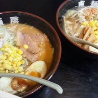 Photo taken at 東麺房 豊科店 by MK U. on 7/21/2012