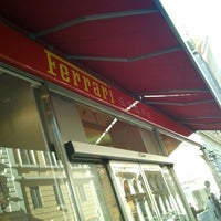 Photo taken at Ferrari Store by Corrs !. on 6/14/2012
