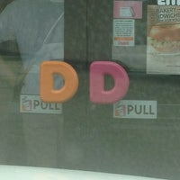 Photo taken at Dunkin Donuts by Tyler H. on 7/7/2012