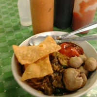 Photo taken at Baso tenes superindo bubat by Nuzulul H. on 3/12/2012