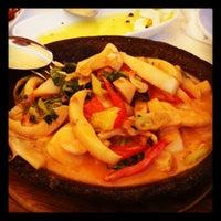 8/7/2012 tarihinde Zühre G.ziyaretçi tarafından Sahil Restaurant'de çekilen fotoğraf