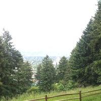 Снимок сделан в Mt. Tabor Park пользователем Kyle H. 6/2/2012