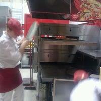 Photo taken at Caribic Pizza by Miloš on 3/18/2012