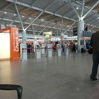 Photo taken at Terminal A by Grigory A. on 9/7/2012