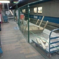 Photo taken at Churchill LRT Station by Don P. on 5/18/2012