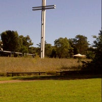 Photo taken at St Mark's National Theological Centre by Steven C. on 4/12/2012