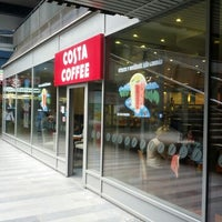 Photo taken at Costa Coffee by Robert Š. on 7/18/2012
