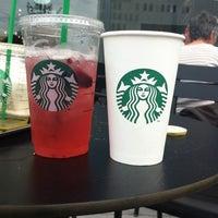 Photo taken at Starbucks by Dmitry K. on 7/13/2012