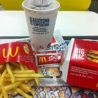 Photo taken at McDonald's by Omar H. on 5/8/2012