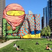 Foto tirada no(a) Dewey Square por Jeremy C. em 9/13/2012