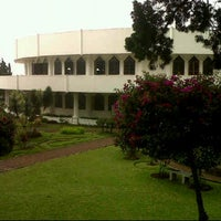 Photo taken at Administration Building UNAI by Herlina T. on 8/7/2012