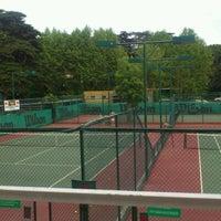 5/7/2012 tarihinde Tufan O.ziyaretçi tarafından Vakıf Tenis Cafe'de çekilen fotoğraf