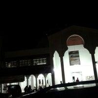 Photo taken at Masjid Agung Al-Falah by Fani M. on 8/22/2012
