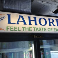 Photo taken at Lahore Deli by Joe C. on 8/13/2012