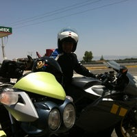 Photo taken at Gasolinera Quecholac by Arturo N. on 5/4/2012