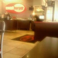 Photo taken at Smashburger by Jim B. on 3/29/2012