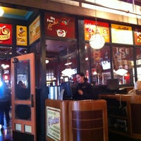 Photo taken at Lucille's Smokehouse Bar-B-Que by David S. on 4/12/2012