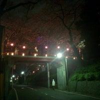Photo taken at 桜坂 by Masaya N. on 4/6/2012