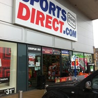 Photo taken at Sports Direct by Mike ⚽⚽ on 3/16/2012