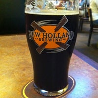 Photo taken at New Holland Brewing Company by Chris R. on 7/19/2012