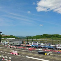Photo taken at Twin Ring Motegi by Masaya M. on 5/13/2012