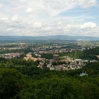 Photo taken at Rozhledna Diana by Ladislav P. on 8/5/2012