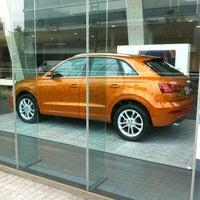 Photo taken at Audi Japan by 360Shiggy on 5/9/2012