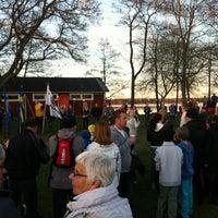 Photo taken at Krutudden by Annika A. on 4/30/2012