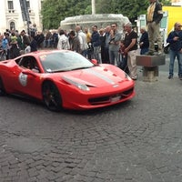 Photo taken at Piazza Tacito by Paolo M. on 5/18/2012